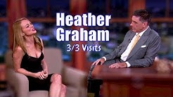 Heather Graham - Thinks Craig Is Hot - 3/3 Appearances In Chron. Order [HD]