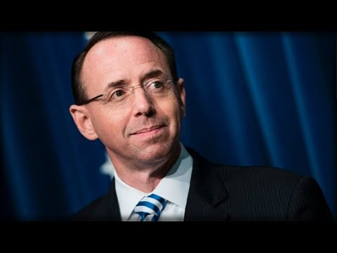 ROD ROSENSTEIN SAYS THE UNIMAGINABLE ABOUT FIRING CROOKED COP ROBERT MUELLER FROM SPECIAL COUNSEL