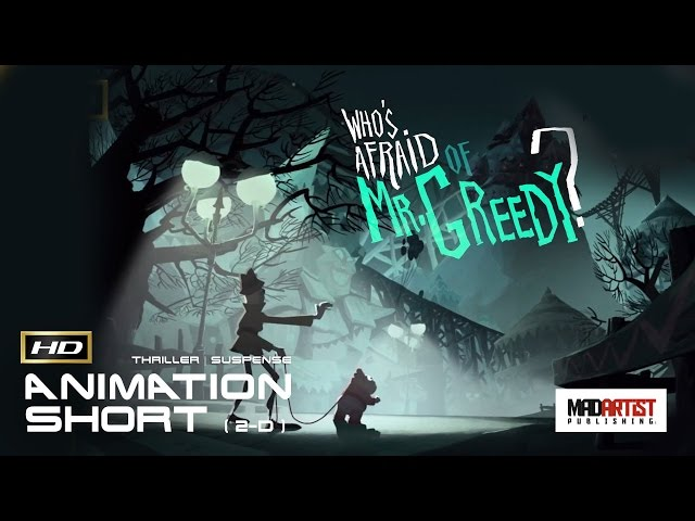 Whos Afraid of MrGreedy (HD) | What would you do if your identity is stolen? (GOBELINS)