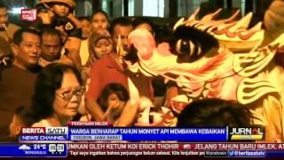 Kemeriahan Pesta Perayaan Imlek di Cirebon