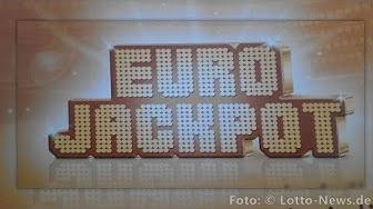 Eurojackpot Ziehung am Freitag - Gewinnzahlen vom 04.05.2018
