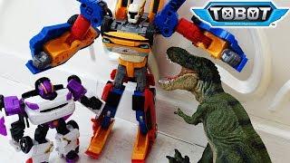 ТОБОТЫ Трансформеры Тобот Тритан, Тобот X, Y, Z, W и Динозавры. Тоботы Мультик для мальчиков Игрушки