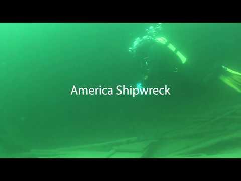 Isle Royale Shipwreck Dive 2017