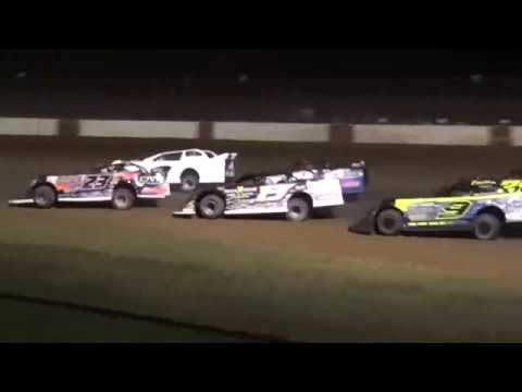 Late Models 9.8.18 County Line Raceway