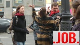 Слепая ревность / Пранк на 8 марта
