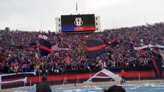 Salida U. de Chile vs las monjas 27/08