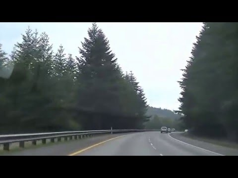 Long Drive Seattle to Surrey 2016