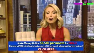 Kelly ripa's return - good morning america