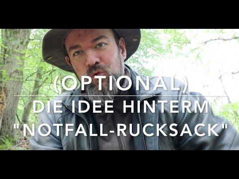 Optional: Notfall-Rucksack: Hintergrund und Theorie