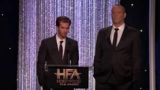 Mel Gibson wins Best Director Hollywood Film Awards