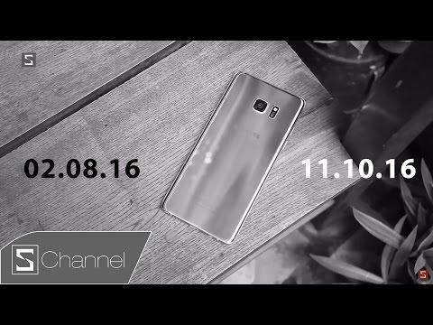 Schannel - Đóng hộp và chia tay Galaxy Note 7 lần cuối về nơi an nghỉ cuối cùng :(