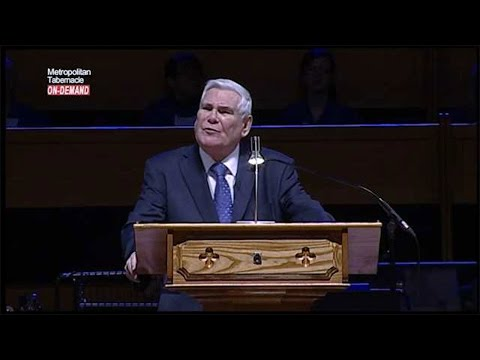 Pastor James McConnell - Love's extravagance 2015.11.29 Morning Service