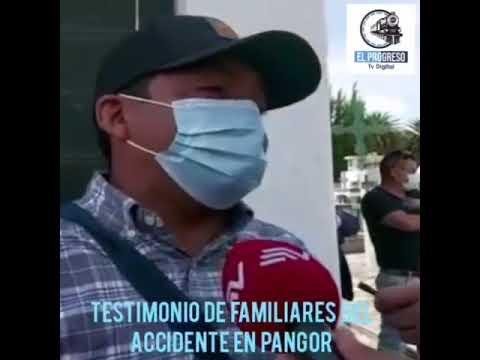 VIDEO: Testimonio de sobreviviente en el accidente de la TRASANDINA en la vía Ambato – Guayaquil