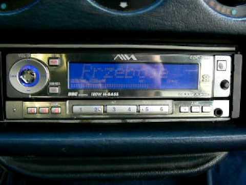 aiwa radio cd - AUTOMATYCZNA WINDA! - sprzedam!