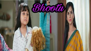 O mere maa O mere maa bhootu serial tittle song