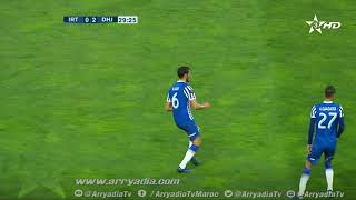 #بطولة_إتصالات_المغرب|د.19| إتحاد طنجة 0-2 الدفاع الحسني الجديدي هدف سايمون مسوڤا في الدقيقة 30.