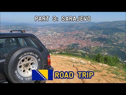 Sarajevo 🇧🇦: from Baščaršija to Trebević mountain