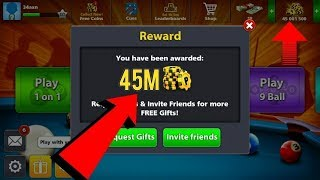 8 Ball Pool Who Get Win This 45Million Coins  Reward