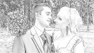 свадьба Алексея и Евгении - 2.08.2014