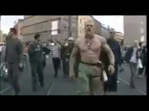 techno viking to MAD  Hadouken!