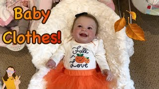 Reborn Baby Clothes Shopping! I'm Expecting?? | Kelli Maple