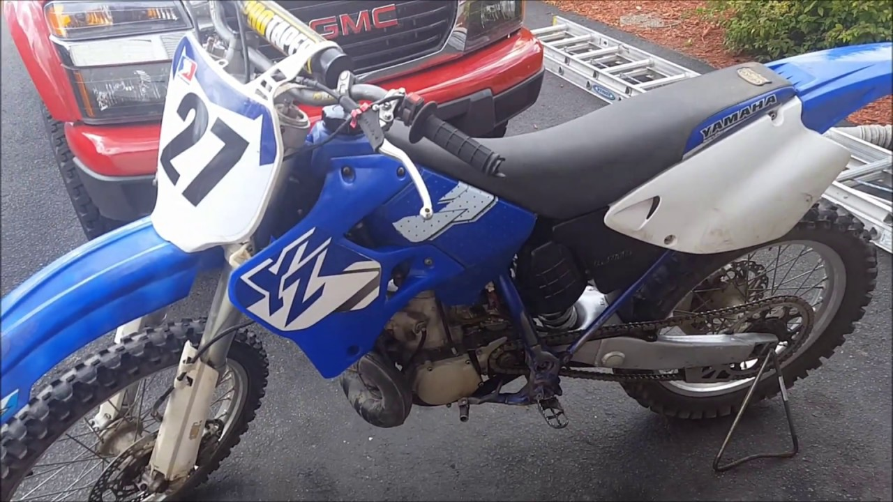 Yamaha Yz 250 Top Speed Test