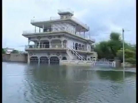 Dadyal Mangla dam government releases water 2013 Kashmiri h
