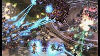 MidRank Madness - 4v4 -  TTZZ TTPP on Shipwrecked - StarCraft 2 2020