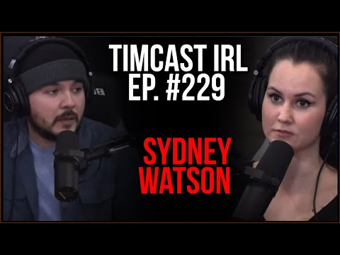 Timcast IRL - Disney Declares Muppets Negative Stereotypes, Coke Says BE LESS WHITE w/Sydney Watson