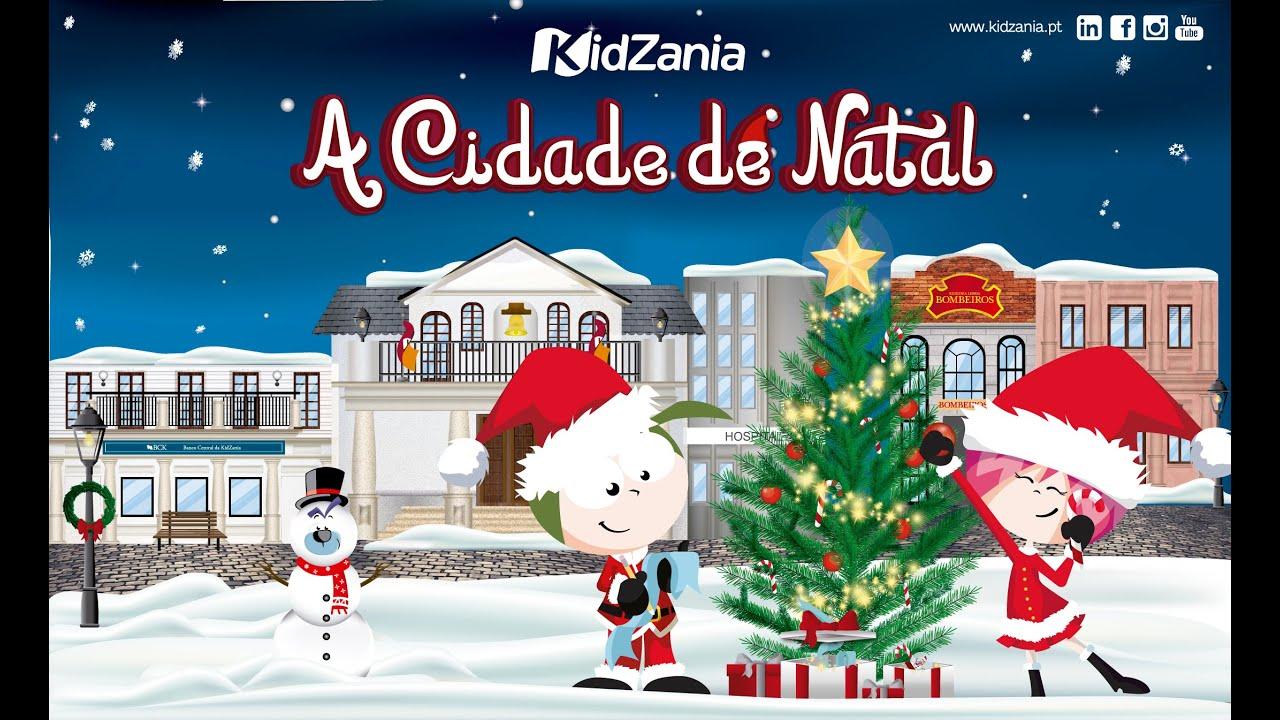 Natal KidZania 2020