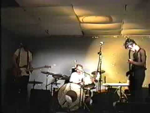"""Southern Cynic Tribe- """"Just Gimme Indie Rock"""" Sebadoh cover Live 3-11-95 @ Jaroes - Montevallo, AL."""