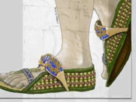 calçados-egípcios