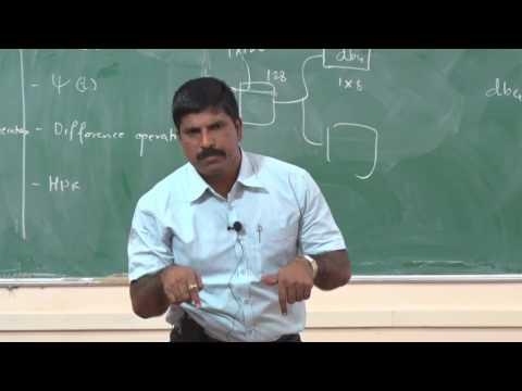 Multimedia lecture 22