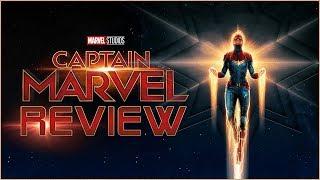 Captain Marvel Movie Review (Spoiler-Free)