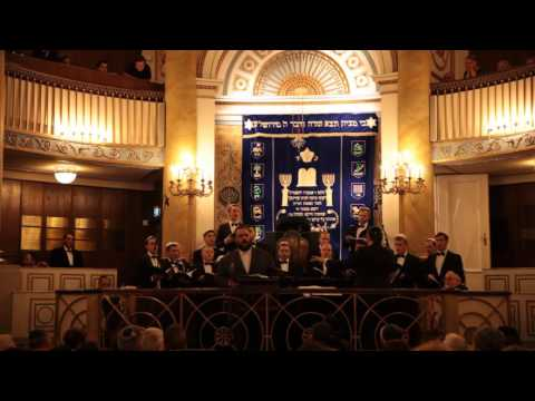 Mamele, The Moscow Male Jewish Cappella, Vienna 2016