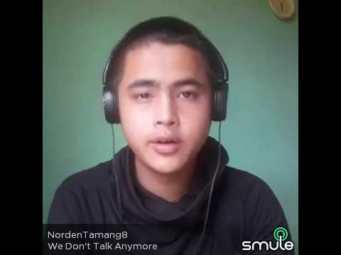 We Don.t Talk Anymore FT norden tamang