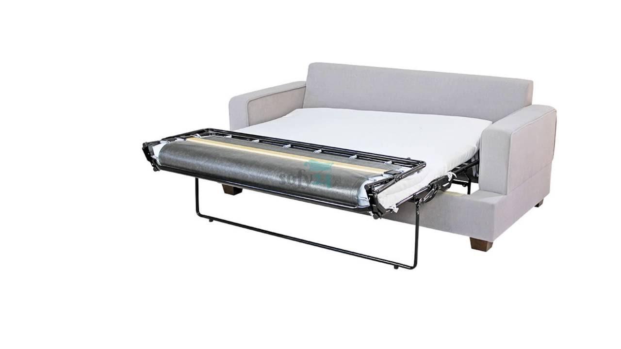 Rozkładana Sofa Arut 3 System Belgijski Bez Pojemnika