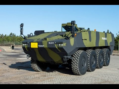 309 NEW PIRANHA 5 too Danish Army