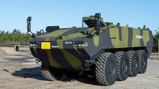 309 NEW PIRANHA 5 too Danish Army