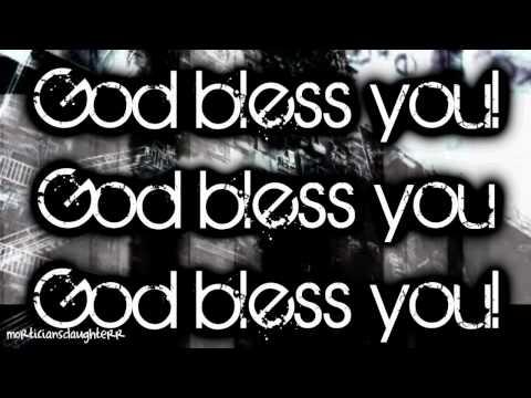 Music video Black Veil Brides - God Bless You