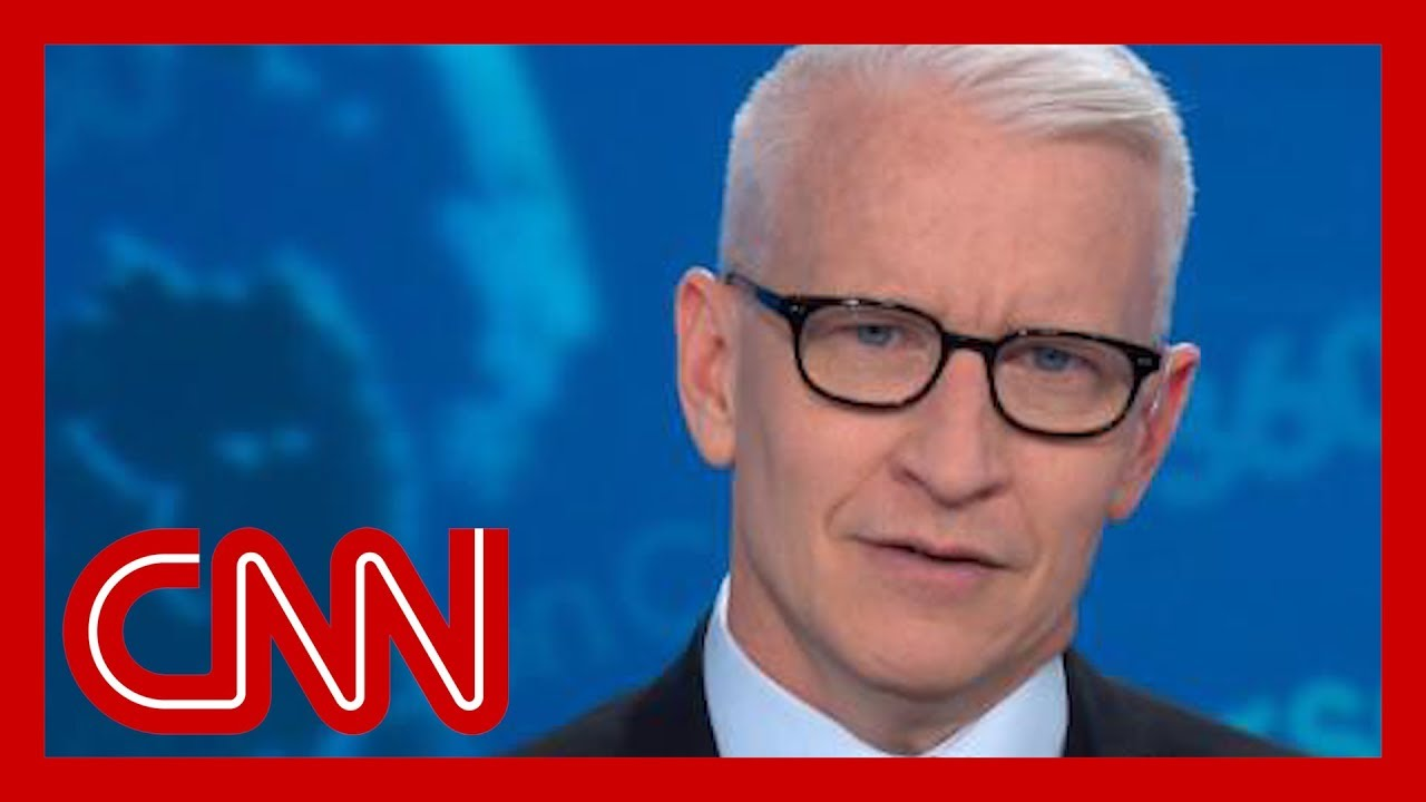 CNN:Anderson Cooper: What Trump said is unprecedented ... and it's not even Friday