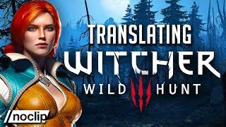 Translating & Adapting The Witcher