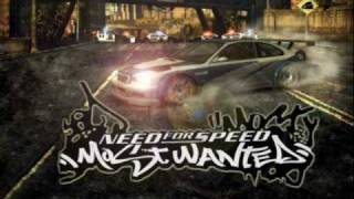 Need For Speed Most Wanted Music - MC Hush - Fired Up