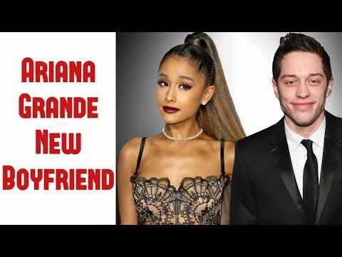 pete davidson dating ariana grande for how long