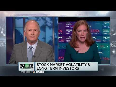 Stock Market Volatility & Long Term Investors