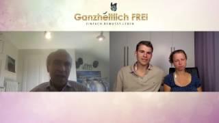 Norbert Brakenwagen beim KOSTENLOSEN Ganzheitlich FREI Online Kongress 2017