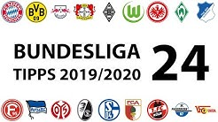 Bundesligatipps 24.Spieltag 2019/2020