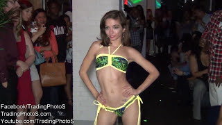 swimwear fashion show by hillary flowers featuring bcic exotics by matrixxx