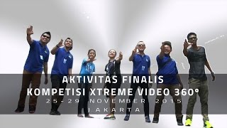 FINAL VIDEO COMPETITION 360 WITH XL AXIATA 2015