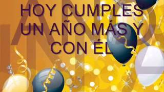 En Tu Dia - De Cumpleaños - MARIACHI NUEVO GUADALAJARA 2000 thumbnail